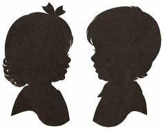 silhouette art