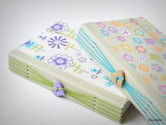 Caderno Costura Longstitch