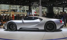 Photo Highlights From the 2015 Chicago Auto Show