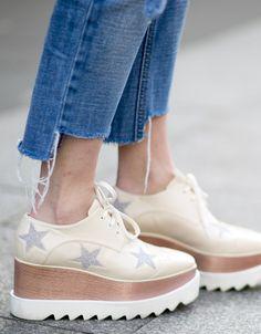 Un zapato para cada tipo de jeans