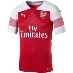 ef43f614f PUMA Arsenal Authentic Home Jersey 18 19