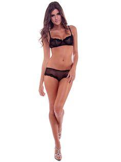 Cosabella Ebe Balconette Bra. Find Cosabella on DirectorySexy: http://directory-sexy.com/designer/cosabella/