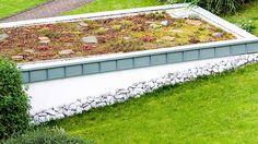 Dachbegrünung selber machen - Drinnen & Draussen – Rezepte, Garten, Deko & Ausflugstipps