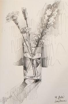 #sketch by Sarah Sedwick. 3.18.16. #art #drawing #sketchbook #graphite