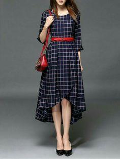 Beautiful midi dress. #mididress