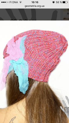 Knitted Hats, Crochet Hats, Band, Beauty, Fashion, Knitting Hats, Moda, Sash, La Mode