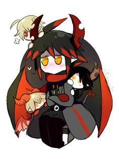 Ivlis with Vendetto(Adauchi?), Poemi, and Licorice