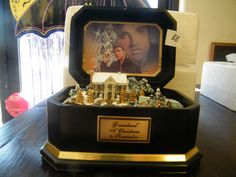 Elvis Music Box in November 17th #auction