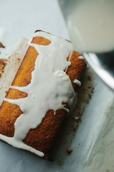 Currant and Orange Marmalade Tea Cake // Not Without Salt