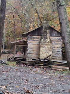 old cabin-WV.
