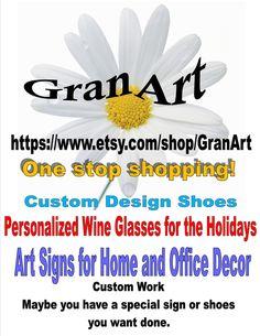 Custom Design Work by GranArt…