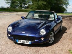 TVR Chimaera 400, 1996 Acquired in late 2011 ... love the sound of the V8