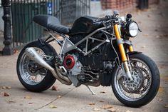 Ducati Cafe Racers