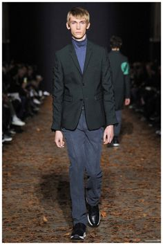 KRISVANASSCHE Fall Winter 2015 Otoño Invierno #Menswear #Trends #Tendencias #Moda Hombre