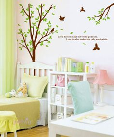 Wall Sticker For Kids Room?