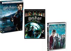 Verita's Sound And Vision: DVD Coleção Harry Potter Anos 1 2 3 4 5 6 ( 8 Disc...
