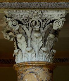 Architecture Details & Elements | RosamariaGFrangin || CAPITEL COMPOSITE