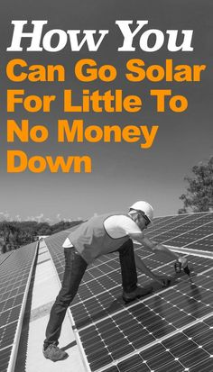 A little-known government program called the Residential Renewable Energy Tax Credit helps put solar on your home. Learn how to reduce your utility payments by hundreds of dollars per year before the tax credit expires! Renewable Energy, Solar Energy, Solar Power, Permaculture, Alternative Energy, The Ranch, My Dream Home, Save Energy, Solar Panels
