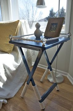 Folding Tv Tray Table Plans - WoodWorking Projects & Plans