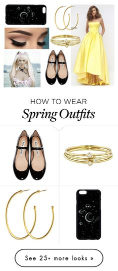 """Aaliyah -Dance Dress/Outfit"" by brikid on Polyvore featuring Dyrberg/Kern, Jennifer Meyer Jewelry and Acne Studios"