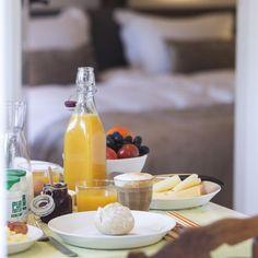 Breakfast at B&B Hof van Laren