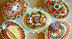 Photo: Fabulous Party Platters Elegant Events by Victoria Party Trays, Party Platters, Snacks Für Party, Cute Food, Good Food, Awesome Food, Meat And Cheese Tray, Appetizer Recipes, Appetizers