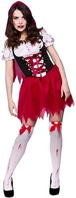 Little dead red #riding hood fancy dress costume #scary storybook horror #hallowe,  View more on the LINK: 	http://www.zeppy.io/product/gb/2/191684702027/