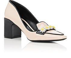 Fabrizio Viti City Patent Leather Loafer Pumps - Heels - 504988276