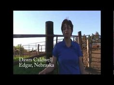 Dawn Caldwell from CommonGround Nebraska talks about raising beef on her ranch in north central Kansas. She explains how her family cares for the livestock on the ranch, which often means putting the cattle's needs before the family's. Raising healthy cattle is a priority.