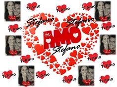 TE AMO STEFANO <3 TI AMO CON TUTTO IL MIO CUORE CON AMORE <3 CON TUTTA LA MIA VITA <3 LOVE OF MY LIFE <3 MY HEART <3 MY HUSBAND <3 YOUR WIFE SEMPRE TUA ELIZABETH PRINO <3 LOTS OF LOVE <3