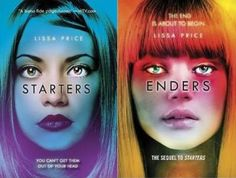 If you're a fan of Divergent and The Hunger Games, check out the Starters duology by Lissa Price.