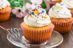 Lunes - Cup Cake de Calabaza y Zanahorias - 7 días de Sabor con ECONO