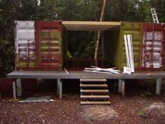 shipping container homes   ... house or granny flat from containers go to ' Build a Container Home