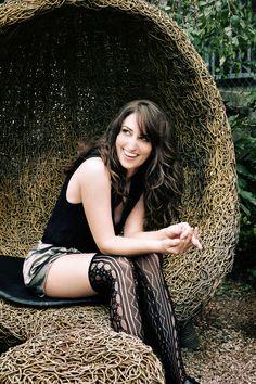 Sara Bareilles - phenomenally talented, no bullshit, and uniquely beautiful