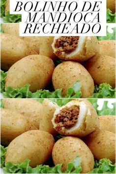 Appetizer Recipes, Dinner Recipes, Appetizers, Recipe R, Small Cake, Canapes, International Recipes, Baked Potato, Tasty