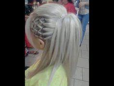 Pretty webbed hair