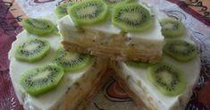 Этот тортик, просто мечта, каждой сладкоежки — Йогуртовый торт без выпечки