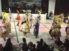 La Morenada Rey Moreno en el brisas Titicaca - YouTube