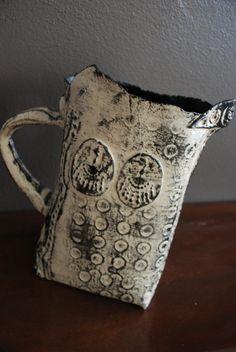 Amanda Blair Dexheimer  Handbuilt Ceramics