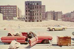 Mel Rosenthal. South Bronx, 70s