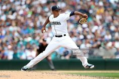 Edwin Diaz, 2016 Mariners Baseball, Seattle Mariners, American League, National League, Mlb, Baseball Cards, Sports, Hs Sports, Sport