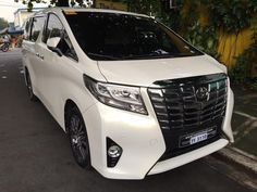For Sale 2016 Toyota Alphard Automatic Transmission for Price and other details click link  https://www.autotrade.com.ph/carsforsale/2015-toyota-alphard-new-look-automatic-transmission/