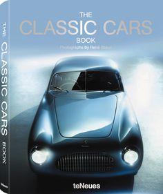 RENÉ STAUD - The Classic Cars Books