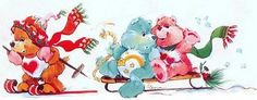 Care Bears Winter