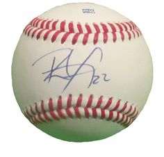 Texas Rangers Ronald Guzman signed Rawlings ROLB leather baseball w/ proof photo.  Proof photo of Ronald signing will be included with your purchase along with a COA issued from Southwestconnection-Memorabilia, guaranteeing the item to pass authentication services from PSA/DNA or JSA. Free USPS shipping. www.AutographedwithProof.com is your one stop for autographed collectibles from Dallas Sports teams. Check back with us often, as we are always obtaining new items.