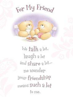 From my friend Carla😊 Best Friend Poems, Sister Friend Quotes, Special Friend Quotes, Special Friends, Friend Sayings, Friend Cards, True Friendship Quotes, Friend Friendship, Friendship Cards
