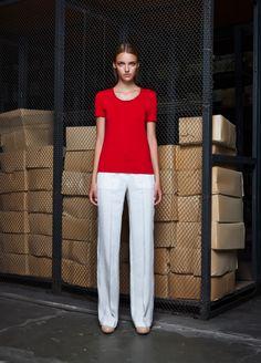 ANKARA Top, VALENCIA Trousers