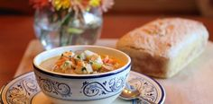 Lisa's Dinnertime Dish for Great Recipes! – Cheesy Turkey Potato Soup