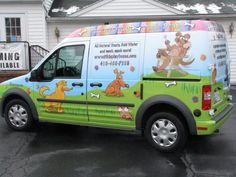 Maryland's first ice cream truck for dogs is ready to roll to events and parks. It's the dream come true for the owner of a Glen Elg dog day care ever who's wanted to do it ever since reading about one opening in the U.K.