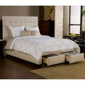 $999 Found it at Wayfair - Manhattan Storage Platform Bed with 2 drawers